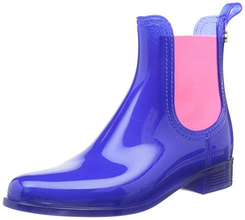 Lemon JellyPisa - Stivali da pioggia alla caviglia Donna , Blu (Bleu (05 Candy Blue)), 36 EU
