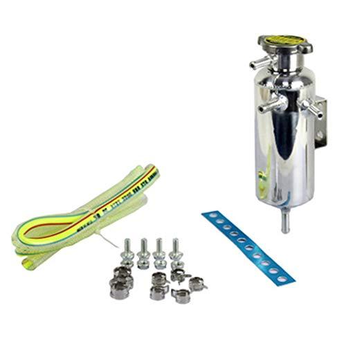 Universal-Auto-Motor-Kühler Kühlwasser Aluminium fangen Kühlmittelbehälter Flasche Reservoir -