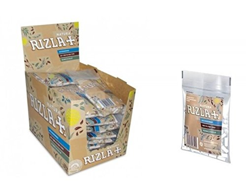 rizla-natura-slim-6mm-cigarette-filtersnew-product-from-rizla-1-bag-of-150-filters-by-trendz