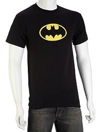 Mens Batman Shield T-Shirt  3094TSBPL
