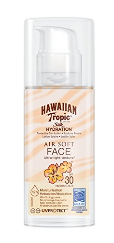 Hawaiian Tropic Silk Hydration Gesichtssonnenschutz LSF 30, 50 ml