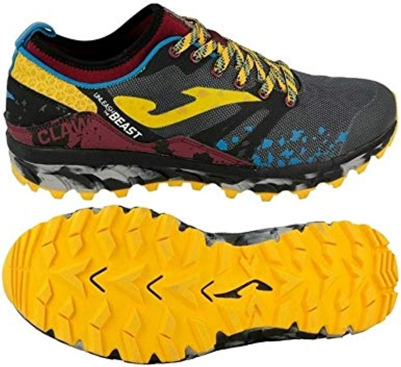 JOMA SPORT , Chaussures de Marche pour Homme Gris Gris Gris Grigio/Giallo/Rosso 40 e0826c