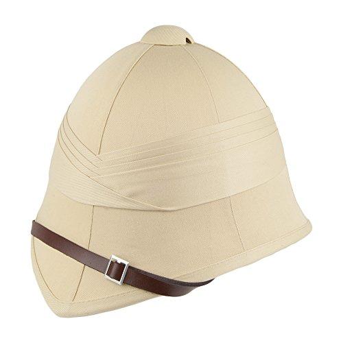 Village Hats Casque Colonial Britannique Khaki