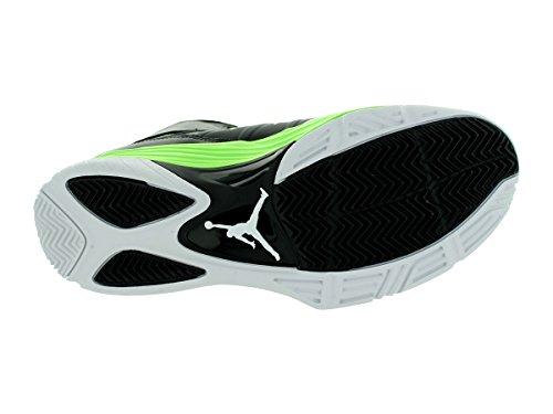 Nike Prime.fly Nero / CRT Prpl / flsh Lm / CLB Pnk scarpa da basket 7.5 Us Nero (nero)