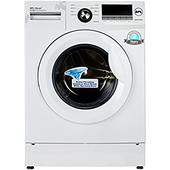 BPL 6.5 kg Fully-Automatic Front Loading Washing Machine (BFAFL65WX1, White)