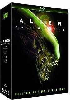 Alien Anthologie : Coffret 6 Blu-ray - Edition Ultimate [Blu-ray] (B004AHM57U) | Amazon price tracker / tracking, Amazon price history charts, Amazon price watches, Amazon price drop alerts