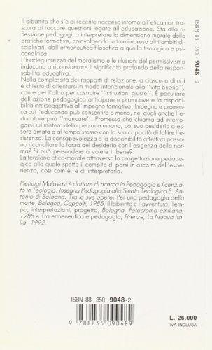 Etica e interpretazione pedagogica (Filosofia dell'educazione)
