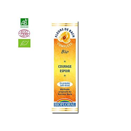 Biofloral Complexe N°4 Courage/Espoir Granulés 10 g