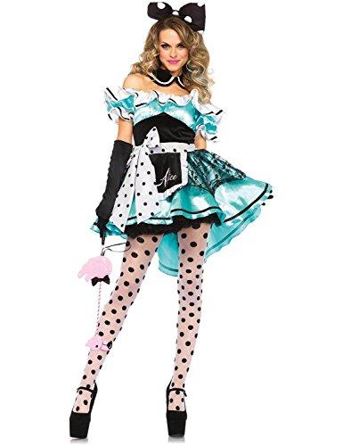 tüm (Niedliche Alice Im Wunderland Kostüm)