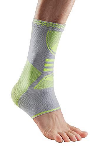 health & harmony® Die Fuß- und Sprunggelenk-Bandage Protection Line mehr Schutz & Sicherheit für Fuß und Knöchel 3D Softpads, atmungsaktiv Links rechts Kompressionssocken L