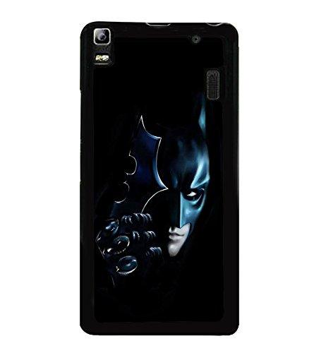 PrintVisa Superhero Man Men High Glossy Designer Back Case Cover for Lenovo K3 Note :: Lenovo A7000 Turbo