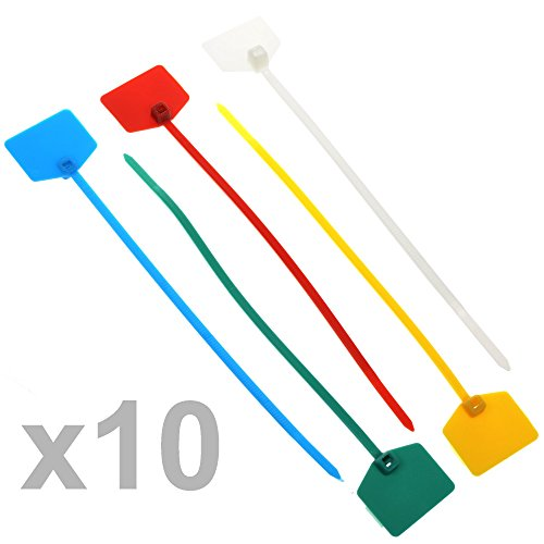 pack-of-50pcs-6-inch-marker-nylon-cable-ties-cable-label-mark-tag