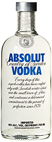 Absolut Vodka (1 x 0.7 l)