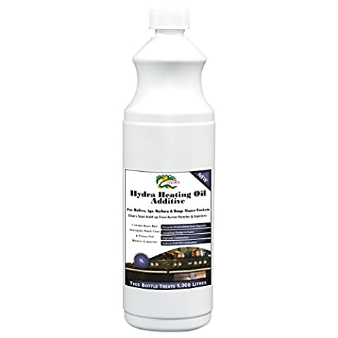 HYDRA HEATING OIL Additive 1L Cleans and Protects All Boilers and Range Cookers