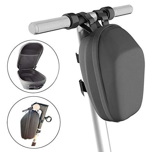 myBESTscooter - Bauletto per Monopattino Elettrico Xiaomi M365 Bauletto Frontale per Utensili, Caricabatterie