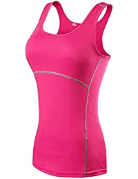 Damen Sport Funktions Shirt ohne Arm