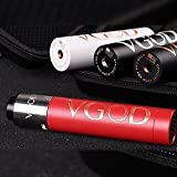 VGOD Tube Mod Orginal 24mm VGOD Pro Mech Mod (Red/Copper)