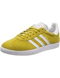 ADIDAS LITE RUNNER M Herren Laufschuhe Sport Schuhe Sneaker neon gelbgrün 45 46