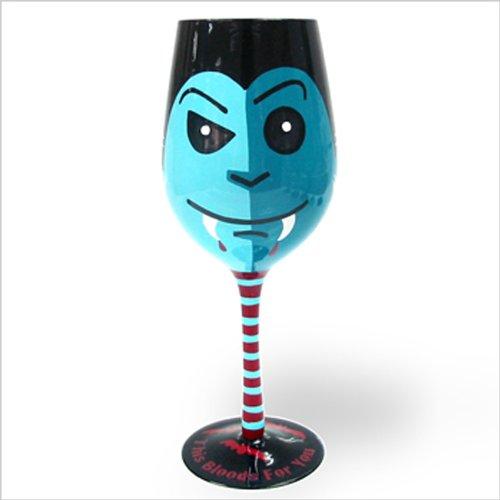 Top Regal This Blood 's für Sie Wein Glas