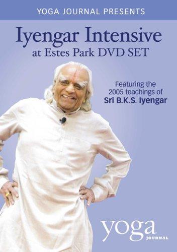 Yoga Journal Presents: Iyengar Intensive at Estes Park DVD Set by B.K.S. Iyengar