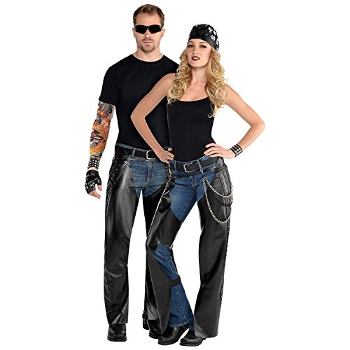 Biker Chaps (Sons Of Anarchy-kostüme Für Halloween)