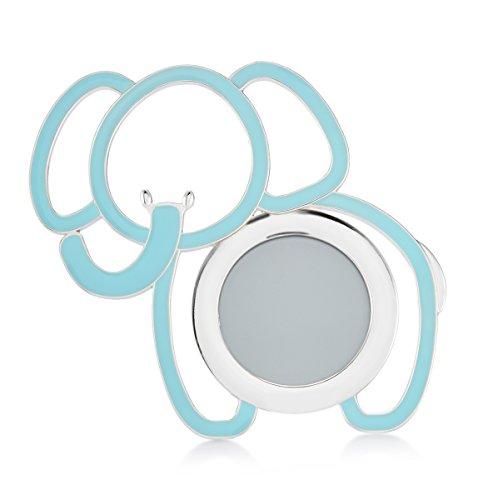 ShazeChic Blue Truncus Photo Frame for Baby   Gift for Baby   Baby Decor
