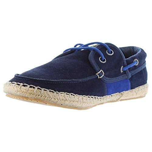 Pepe Jeans Tourist Boat, Chaussures bateau homme Bleu - Blau (585MARINE)