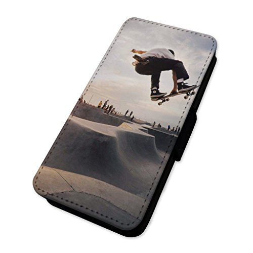 Venice Beach Skateboarding – Flip Case Wallet Cover Samsung A5 (2015)