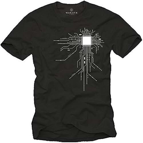 dia del orgullo friki Camiseta Friki Hombre - CPU