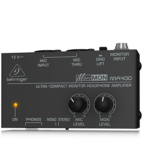 behringer-ma400-monitor-headphone-amplifier