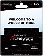 Cineworld Gift Card - Post