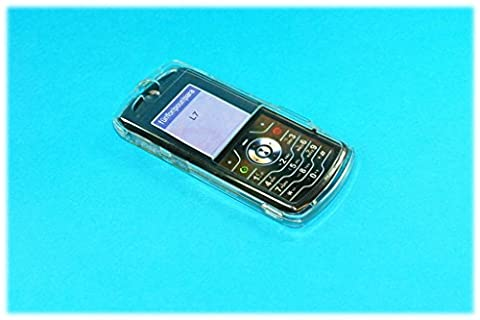 Crystal Ice Hard Case Cover for Motorola L7 SLVR Crystalcase/Ice Phone Cover/Case