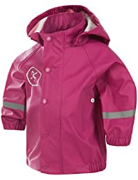 Color Kids - Abrigo impermeable - Impermeable - para niña