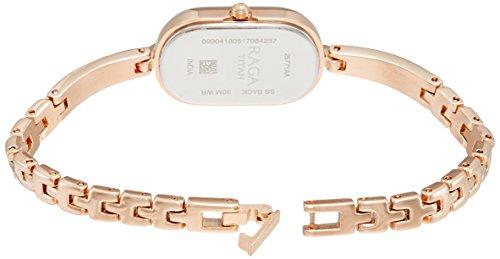 Titan Raga Viva Analog Rose Gold Dial Women S Watch 2577wm01 Buy Titan Raga Viva Analog Rose Gold Dial Women S Watch 2577wm01 From Amazon In