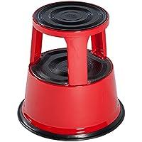 Ronco Kik-Step - Taburete (acero, cumple con normativa EN-14183)