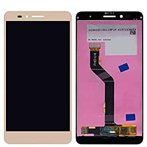 LCD Display with Touch Screen Digitizer for Huawei Honor 5X - Gold