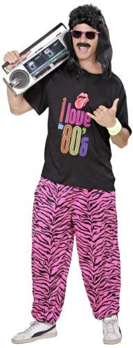 Widmann 9886R – 80-er Jahre Junge, T-Shirt und weite Hose - 2