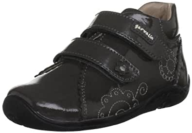 Garvalin Antracita Baby Shoe 121323 3.5 UK Toddler, 20 EU