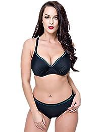 e64ef6adfee2 Amazon.es: 56 - Bikinis / Ropa de baño: Ropa