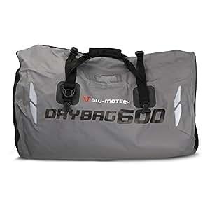 Sacoche de Selle Yamaha TZR 50 SW Motech Drybag 600 Anthracite/ Noir, 60 litres, Étanche