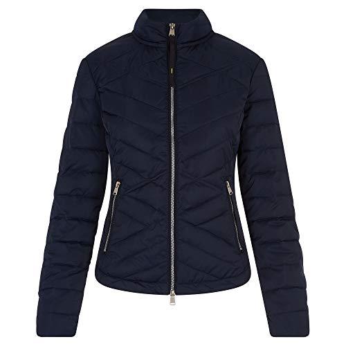 HV Polo Winter Damenjacke Reitjacke Cathy WI18/19 (L, blau)