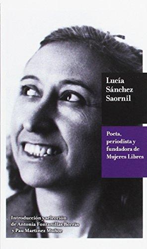 Lucía Sánchez Saornil: Poeta, periodista y fundadora de Mujeres Libres