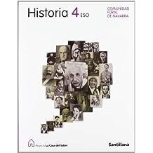 Historia 4 Eso Comunidad de Navarra La Casa Del Saber Santillana