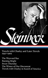 [John Steinbeck: Travels with Charley and Later Novels, 1947-1962: The Wayward Bus/Burning Bright/Sweet Thursday/The Winter of Our Discontent/Travels with Charley in Search of America] (By: John Steinbeck) [published: October, 2014]