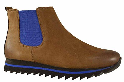 Gabor 33501-16, Bottes Femme Marron Marron Marron (écru (blau))