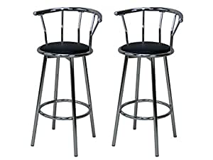 moebel direkt online barhocker 2er set tresenhocker k che haushalt. Black Bedroom Furniture Sets. Home Design Ideas