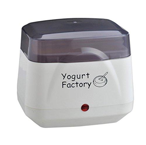 ZXMXY Automatische Joghurt-Maschine Mini-Fermentations-Maschine Portable Joghurt Natto Maschine 110-220V Dual Voltage Home Outdoor