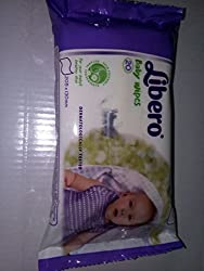 libero baby wipes pack of 5