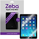 Apple iPad Mini / iPad Mini 2 Retina Screen Protector - 6 Pack by Zeba®