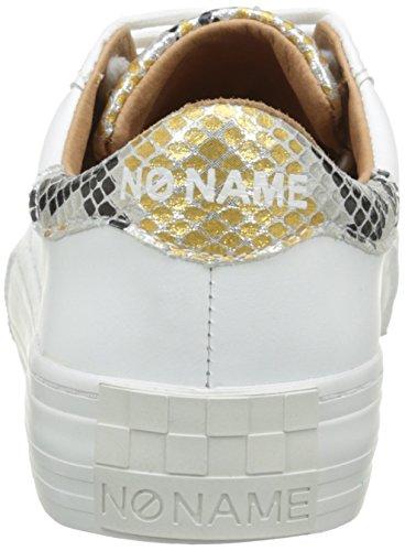 No Name Arcade, Baskets Basses Femme Blanc (Altezza/Disco White/White)